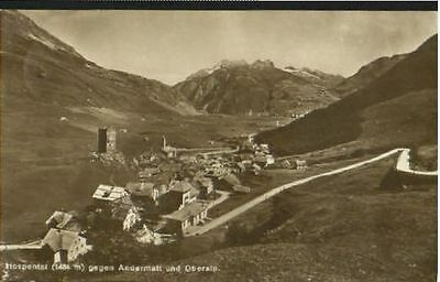 10579821 Hospental Hospental Andermatt x 1924 Hospental