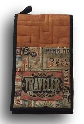 Handcrafted Quilted Oven Mitt - Ideal for the BBQ / Outdoor Cooking