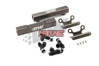 DeatschWerks Top-Feed Fuel Rail Upgrade Kit (w/ 750cc Injectors) - Subaru EJ20/E