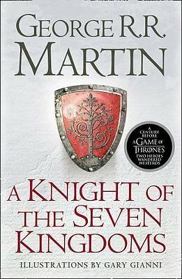 A Knight of the Seven Kingdoms Song of by George R.R. Martin Paperback Book New