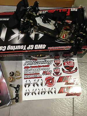 KM Racing 1/10 On Road  ( Not Sg Mugen Serpent Kyosho )