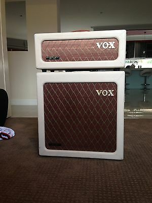 Vox AC15  HTVH  Guitar Amp and matching Cabinet
