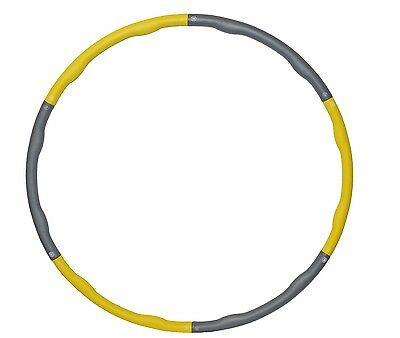 Weighted Hula Hoop for Fitness & Exercise 2.1kg - PhysioWorld