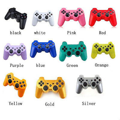 Wireless Controller Bluetooth for PlayStation 3 PS3 Multiple Color IN STOCK