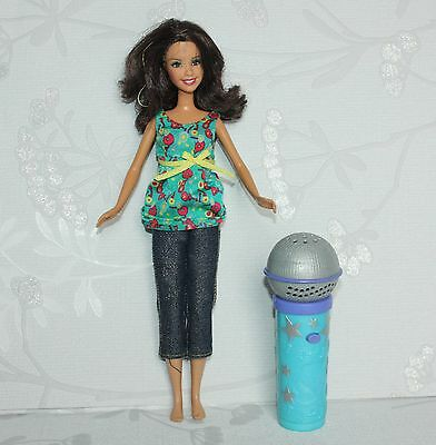 High School Musical 2 - Sing Together Gabriella Doll with microphone
