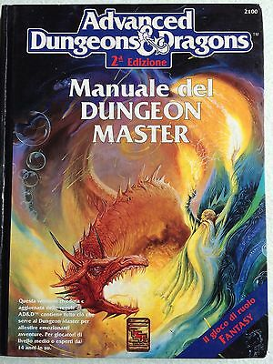 AD&D Manuale del Dungeon Master - 2^ edizione