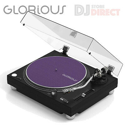 4X QTX PAR100 Powerful COB LED PAR CAN UP LIGHT RGB PAR56 + Carry Bag + 4X DMXs