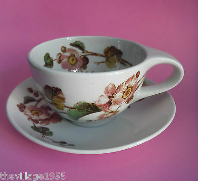 Royal Staffordshire / Clarice Cliff / Cup & Saucer Floral