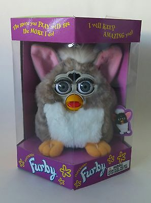 Furby  Collector Tiger Electronics 1998 1st Edition New 70-800