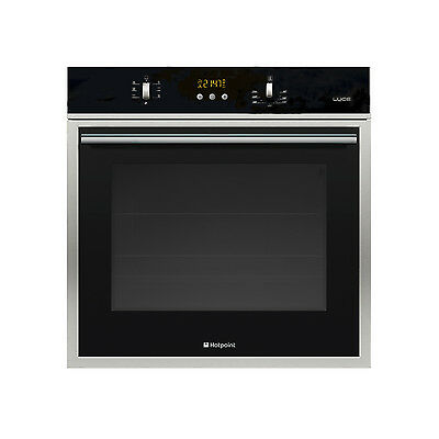 Hotpoint Luce SX838C0X Built-in Single Oven 58 litre Capacity - Stainless Steel