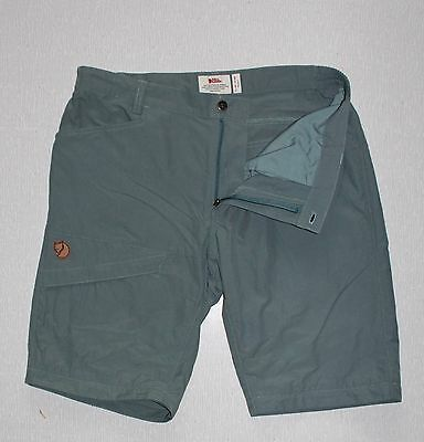 WOMEN's Fjallraven Daloa MT 3 stage Trousers (only SHORTS) size EU44 US34