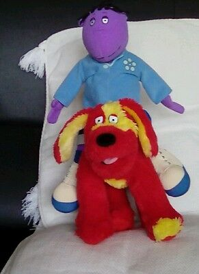Tweenies milo and doodles the dog