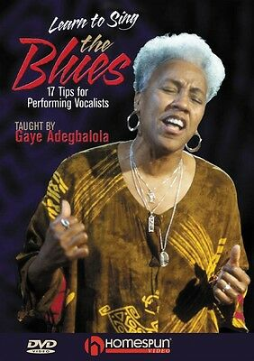 Learn to Sing the Blues DVD NEW 000641922