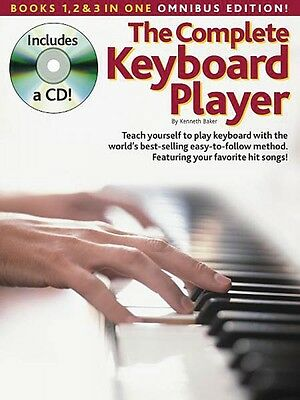 The Complete Keyboard Player: Omnibus Edition - Omnibus Edition Book 014007348