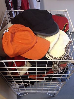 Job Lot 20 x Adults Variety Of Caps/Hats New W Tags