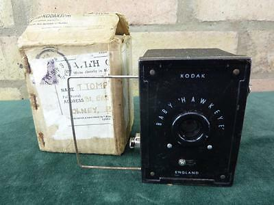 a nice vintage Kodak Baby Hawkeye  box camera 127 roll film