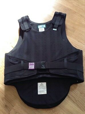 Airowear Adults Reiver Elite Body Protector Size Small Regular