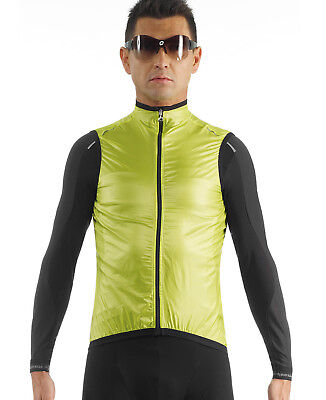 Assos V Blitzfeder Bike Vest Safety Yellow