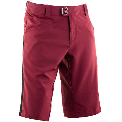 Race Face Indy Shorts Port Red 2018