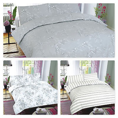 T200 Egyptian Cotton Percale Duvet Cover Set /quilt Cover Set With Pillow Cases