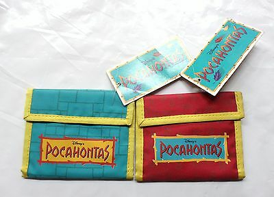 Vintage Pocahontas wallets made in Portugal by Ambar