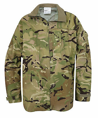 British Military Army MTP Lightweight goretex Jacket waterproof