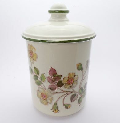 Marks and Spencer AUTUMN LEAVES Large Size Storage Caddy Canister