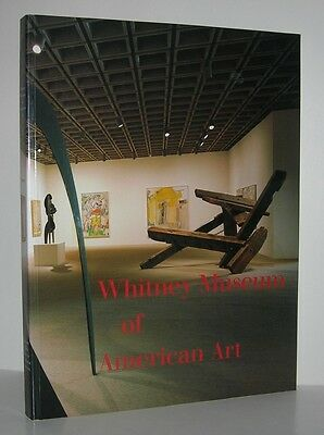 WHITNEY MUSEUM OF AMERICAN ART Permanent Collection - First Edition 3rd Printing