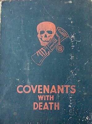 COVENANTS WITH DEATH T A Innes & Ivor Castle Daily Express Pub 1934 GRAPHIC