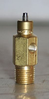 CLIPPARD MNV-1P  Pneumatic Brass Needle Valve