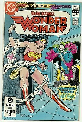 Wonder Woman #'s 284 - 296 (10 Issues) Lot
