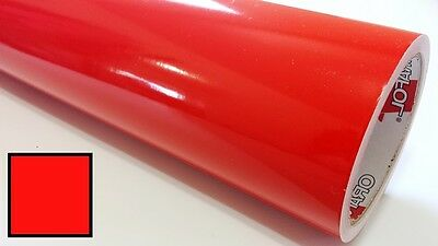 Light Red Vinyl Roll Making Decals Signs and Craft Sticker Cutter (24inx30ft)