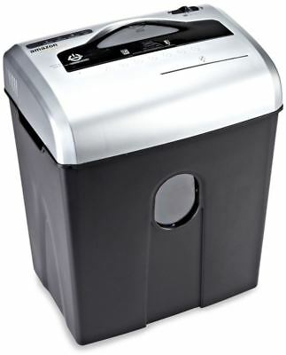 12-Sheet Cross-Cut Paper, CD, and Credit Card Shredder