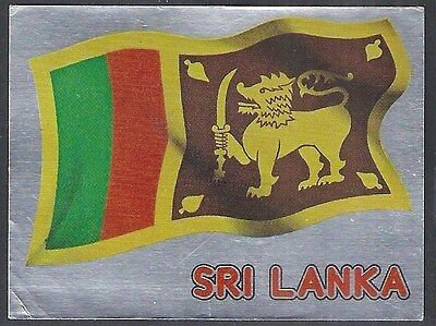 Panini-Cricket 83-#268- Sri Lanka