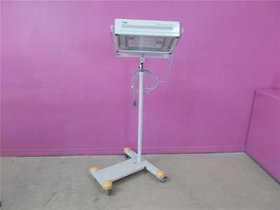 Drager 4000 Infant Neonatal Bili Light Overbed Mobile Baby Phototherapy Stand