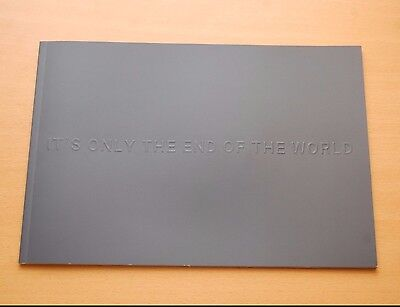 IT'S ONLY THE END OF THE WORLD Official Pressbook Xavier Dolan Oscars 2017