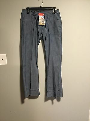 The North Face Wander Free Pants Womens Indigo Size 6 New With Tags $65