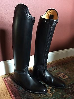 Immaculate Konigs Comtesse Dressage Boots, French Calf, Ladies 10/Men's 8.5