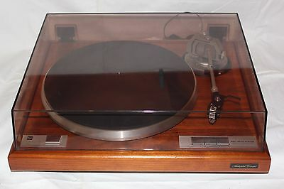 Giradiscos Dual Cs-5000 En Madera ¡top Condition!