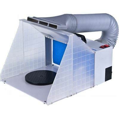 Portable Hobby Airbrush Spray Booth for Painting All Art