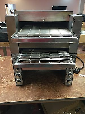 Star Holman DT14 Vo2 Double Conveyor Toaster