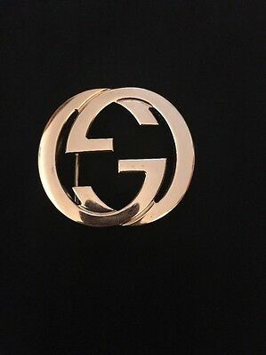 GoldGucci Belt Buckle