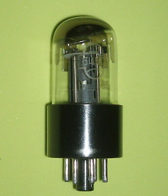 1x 6C5S Full Wave Rectifier Tube (EZ35 6X5GT) NOS Tested