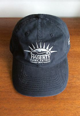 New 2011 Dawn Patrol Pebble Beach Concours d'Elegance Hat Ball Cap Hagerty