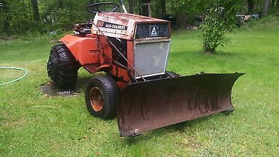 1972 Allis-Chalmers 410 with Shuttle Shift