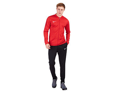 Nike Men's Academy 16 Knit Tracksuit - University Red/Black/White