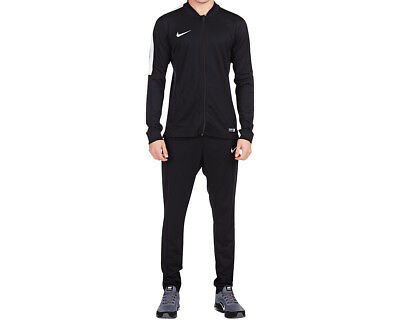 Nike Men's Academy 16 Knit Tracksuit - Black/White