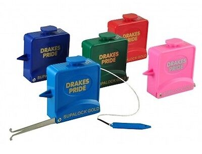 Drakes Pride Supalock Gold Bowls Measure