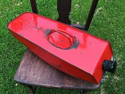 Vtg Volvo Jerry Gerry Can Gas Tank 122 1800 140 240 Rare Guc