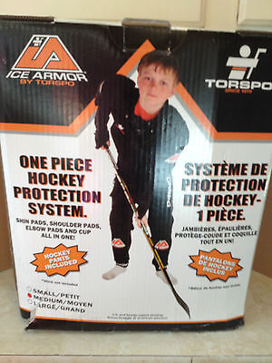 Torspo Ice Armour One Piece Hockey Protection System